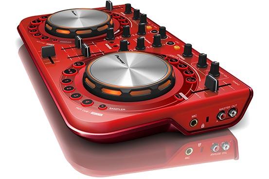 Pioneer WeGo2 Red